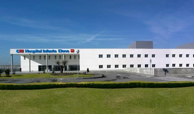 Vista general del Hospital Infanta Elena (Valdemoro). (HOSPITALINFANTAELENA.ES)