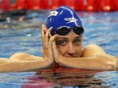La nadadora Mireia Belmonte (EFE)