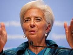 Christine Lagarde, directora del FMI. (EFE)