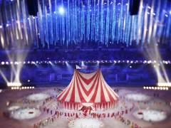 Una carpa de circo (EFE)