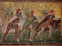 Los Reyes Magos. (WIKIPEDIA)