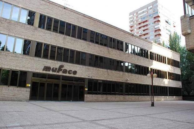 Sede de Muface en Madrid. (WIKIMEDIA/Cvbr)