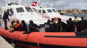 Tragedia en Lampedusa