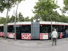 Un bus de Barcelona (ARCHIVO)