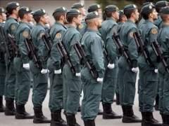 Guardias Civiles (ARCHIVO)