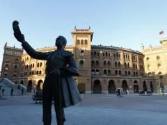 Plaza de toros de Las Ventas. (JORGE PARÍS)