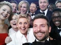 El 'selfie' del año 2014