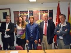 Presentación de la 'Corrida de Toros' solidaria que tendrá lugar el 14 de junio. (AYUNTAMIENTO DE PARLA)