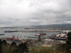 Puertos de El Musel