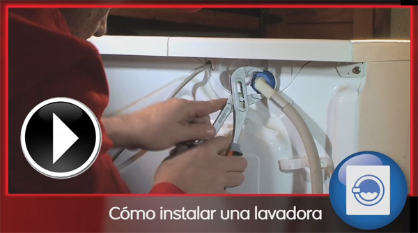 Haz clic aquí para ver el Video Consejo Reparalia - Cómo instalar o reparar una lavadora.