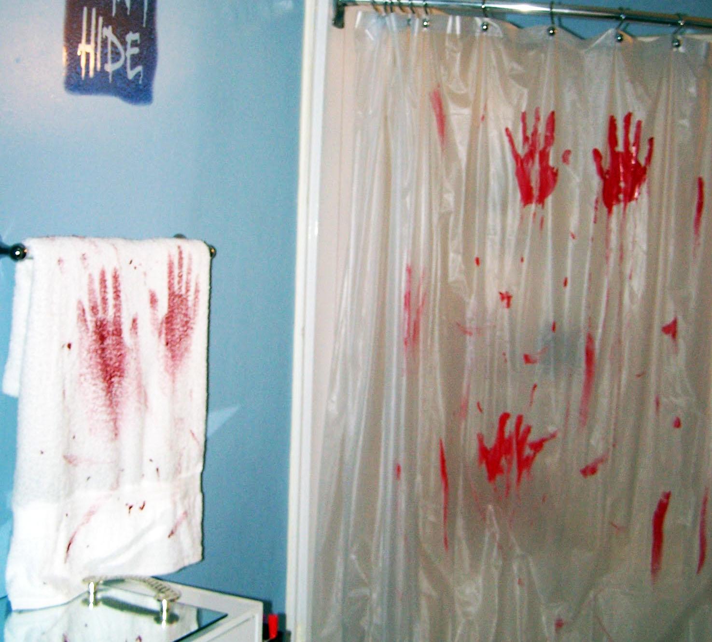 Decoracion Baño Halloween:Solo por una noche: convierte tu hogar en la peor de las pesadillas