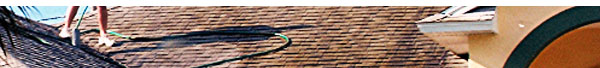 Manten limpio tu tejado si no quieres sorpresas con goteras, tejas rotas que causen daños mayores, etc.