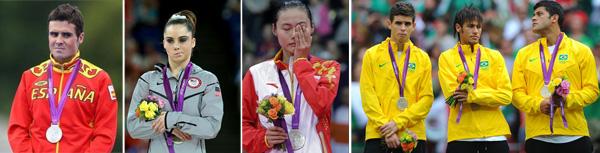 Medallas de plata: Cómo devolverles la alegría