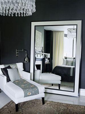 Espejo espejito m gico convierte este minipiso en un for Espejos para habitaciones
