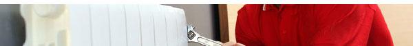 Revisa periódicamente tus radiadores en busca de fugas de agua y comprueba la presión de la caldera.