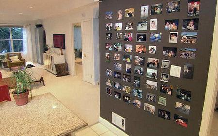 C mo convertir tus paredes en una enorme y original - Pinturas originales para paredes ...