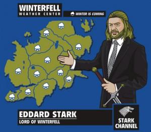 ElSeñor de Invernalia no se equivoca nunca. Se acerca una buena, ¿está tu casa preparada para enfrentarse al frío y la nieve de enero y febrero? ¿seguro?