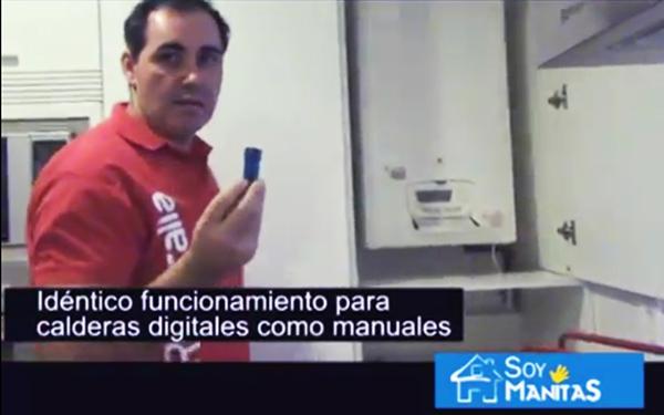 Alberto Rojo, profesional de Reparalia, nos explica en apenas 2 minutos cómo comprobar que la caldera funciona correctamente y detectar posibles averías