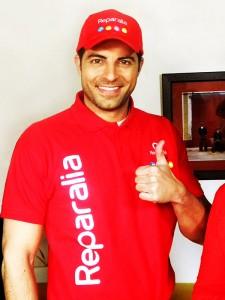 Salvador de la Casa, profesional del hogar de Reparalia