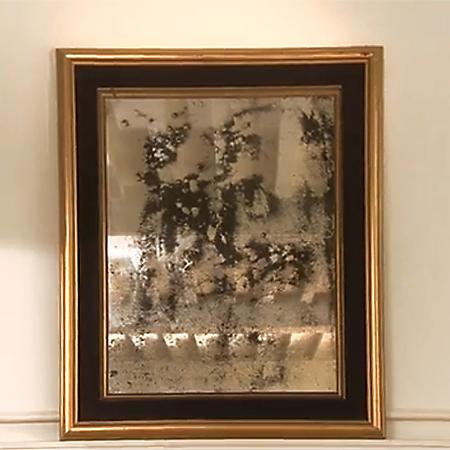 C mo envejecer un espejo para darle el toque vintage de for Pintura para hacer espejos