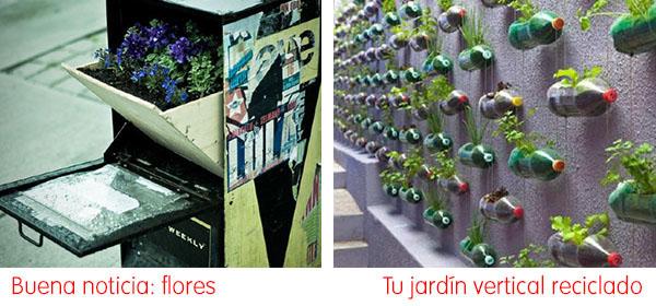 Jardines e ideas sorprendentes para reinventar tu casa 1