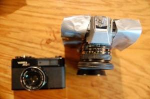 Una original lámpara vintage para fotógrafos melancólicos, el DIY de hoy de Reparalia