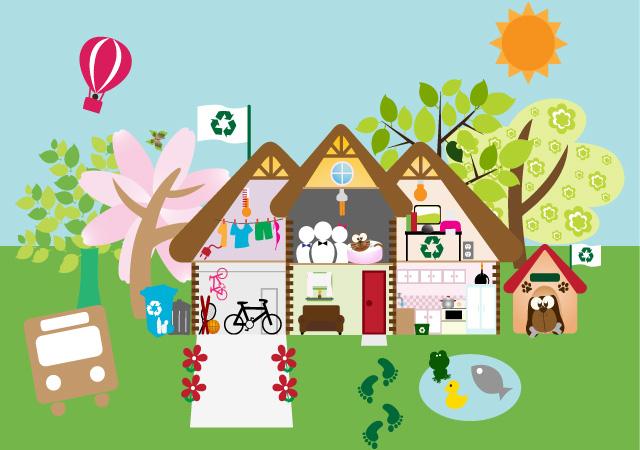 Apúntate estos consejos para conseguir un hogar más eco-friendly y ahorrar dinero con ello