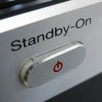 Apaga el botón de Stand by para ahorrar energía