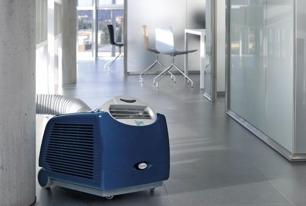 Aire acondicionado port til ventajas desventajas y for Consumo aire acondicionado portatil