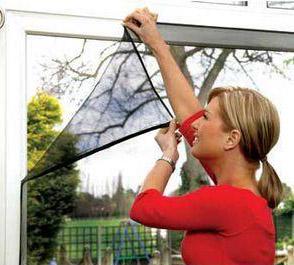Tu casa a salvo de mosquitos polen y polvo cu l es la - Tela para mosquitera ...