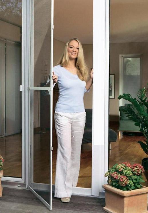 Tu casa a salvo de mosquitos polen y polvo cu l es la for Mosquitera por metros