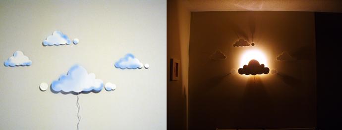 Hoy los profesionales del hogar de Reparalia comparten dos ideas fantásticas para la habitación de tus niños: unas lámparas Do It Yourself con forma de nube para ayudarles a dormir bien y soñar con los angelitos. ¡Trucos e ideas geniales para que tus hijos descansen como se merecen!