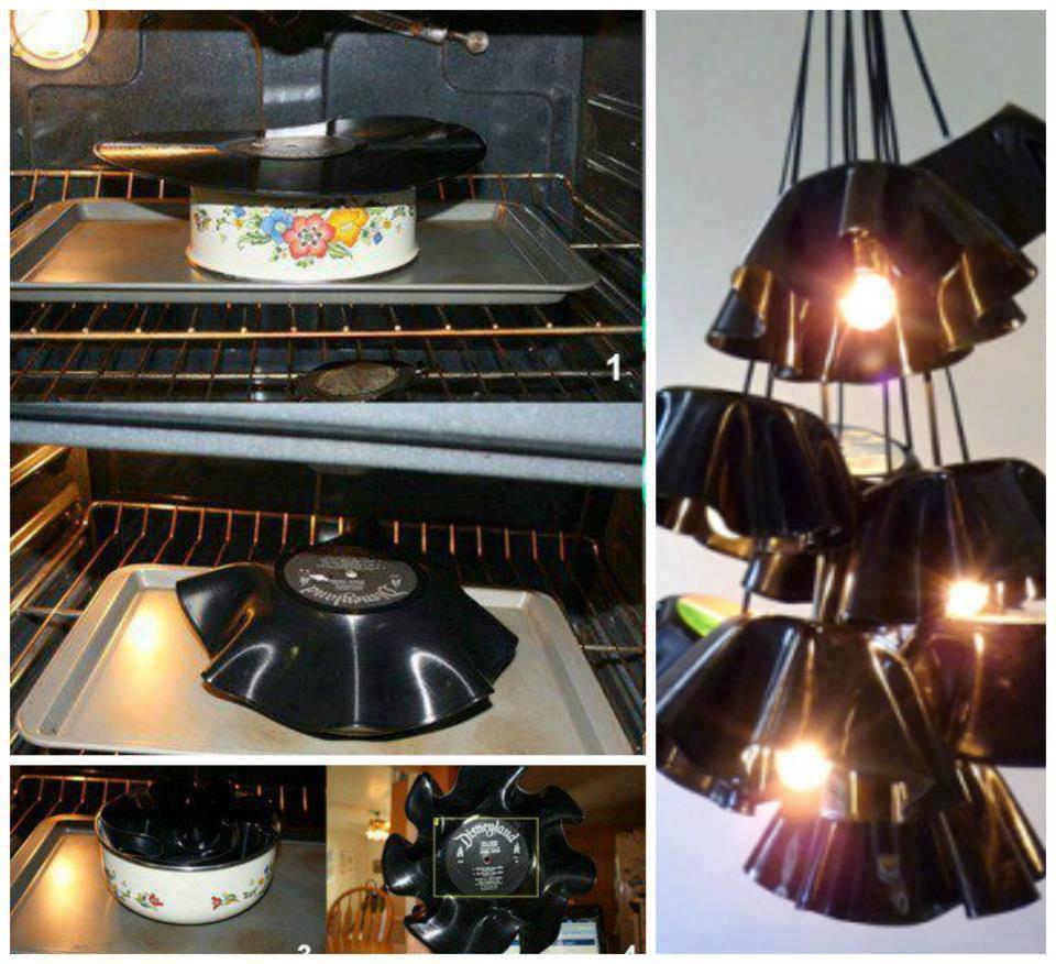 Conviértete en un artista con este reciclaje DIY de discos de vinilo, para crear tu propia lámpara, cuenco de aperitivos o frutas… ¡échale imaginación con las ideas de los profesionales del hogar de Reparalia, expertos en tu casa!