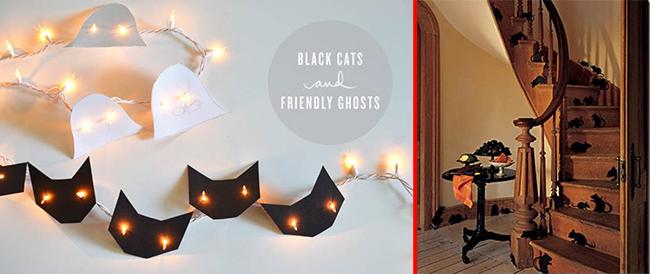 Halloween un hogar con mucho oficio for Como decorar para halloween