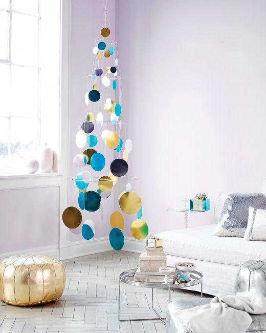 Esta Navidad Van A Flipar Con Tu Arbol De Navidad 21 Ideas Diy - Ideas-arboles-de-navidad
