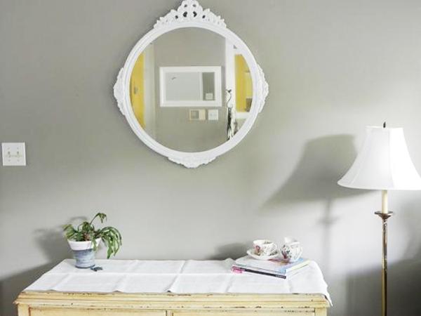 Espejos un hogar con mucho oficio for Decoracion con espejos en paredes