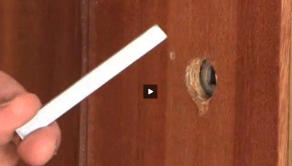 Cerrajer a un hogar con mucho oficio for Como cambiar las puertas de casa
