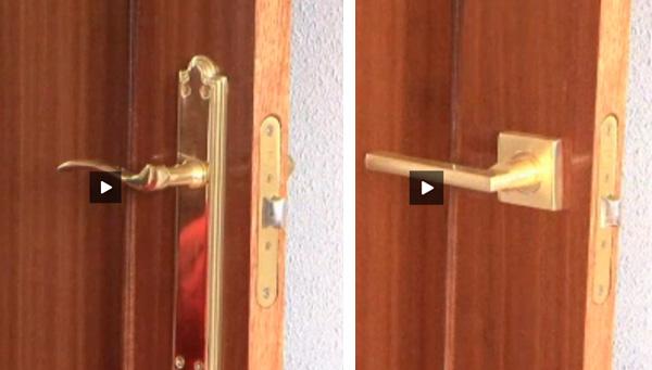 Puertas un hogar con mucho oficio for Como cambiar las puertas de casa