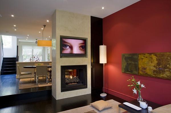 Lo ltimo para reinventar tu casa pintura de paredes duotono un hogar con mucho oficio - Pintura para casa ...