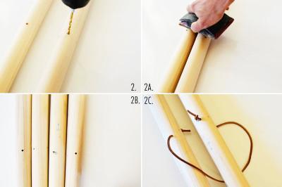 Como hacer un burro con palo for Como decorar un buro