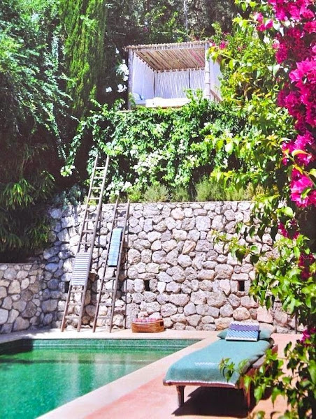 Tumbonas un hogar con mucho oficio - Hamacas para jardin ...