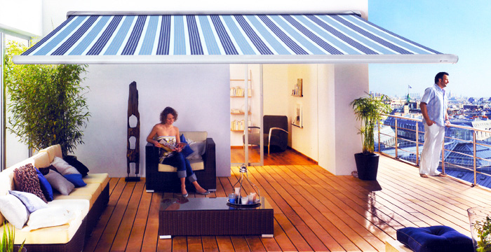Terraza un hogar con mucho oficio for Casa y jardin tienda