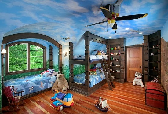 Calor un hogar con mucho oficio - Ventiladores decorativos ...