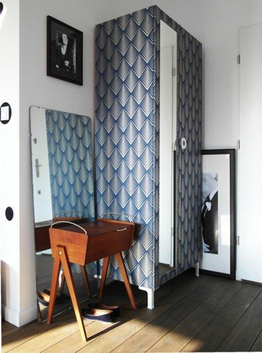 Vintage un hogar con mucho oficio - Vinilo decorativo ikea ...