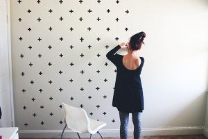 Como Decora La Casa Con Cinta Adhesiva Decorativa