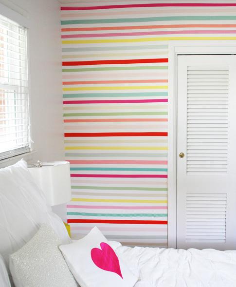 Blog reparalia diy decoracion paredes washi tape cinta adhesiva low cost ideas deco hogar 09