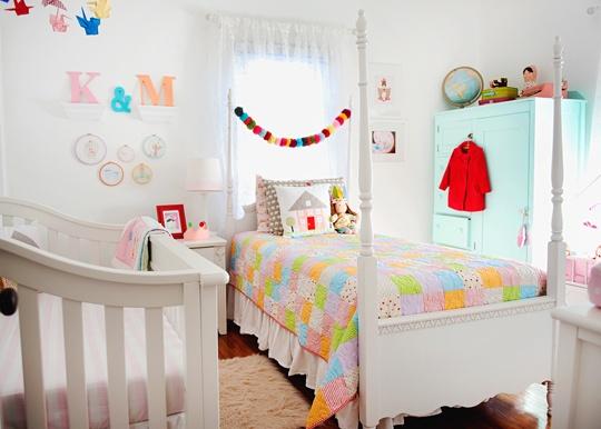 18 ideas para habitaciones compartidas por niños   Un hogar con ...