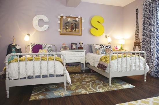 18 ideas para decorar y organizar habitaciones compartidas por niños, hermanos, gemelos, mellizos... en el blog de los profesionales de las reparaciones de averías en el hogar, Reparalia