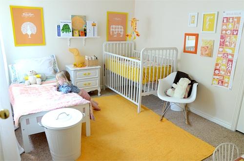 18 Ideas Para Habitaciones Compartidas Por Niños Un Hogar Con