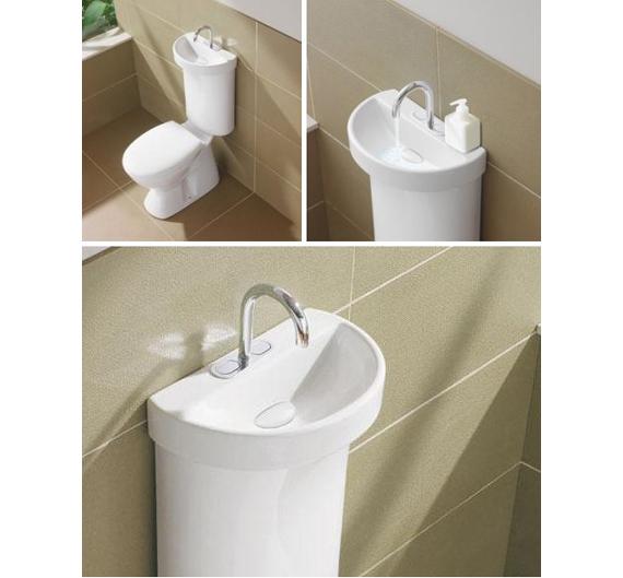 Ideas Para Decorar Baño Social: de diseño y lavamanos de tendencia de decoración Elije el tuyo y